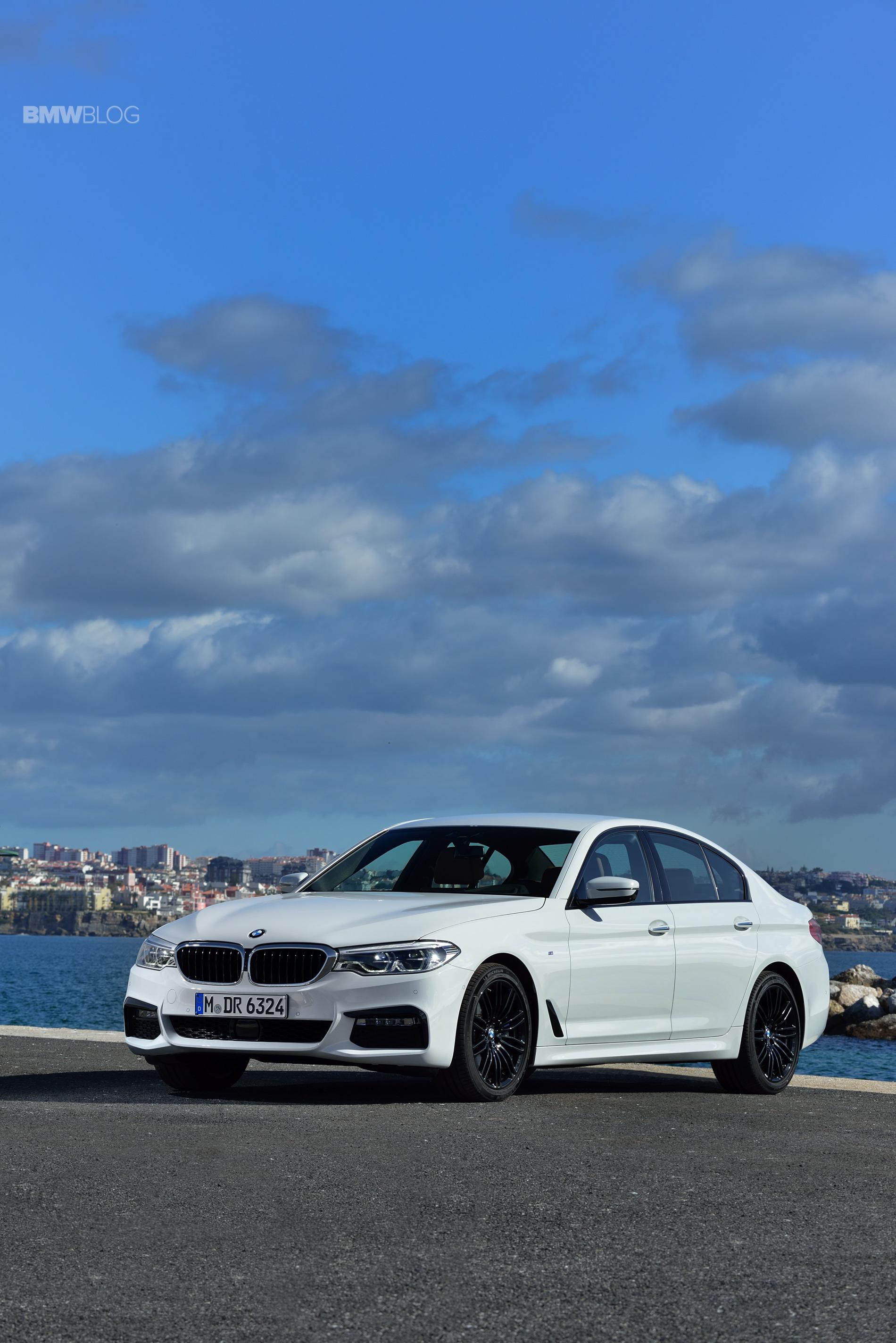 2017 BMW 540i sDrive 41