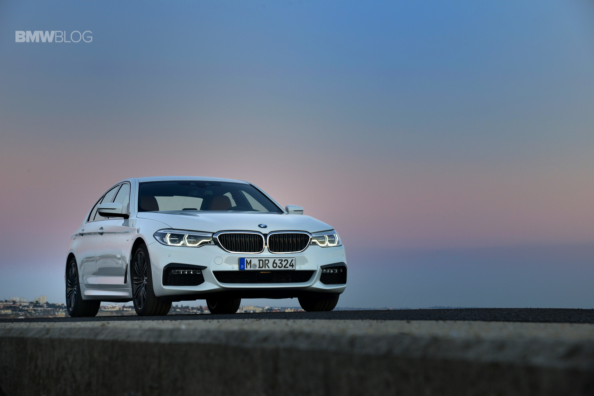 2017 BMW 540i sDrive 45