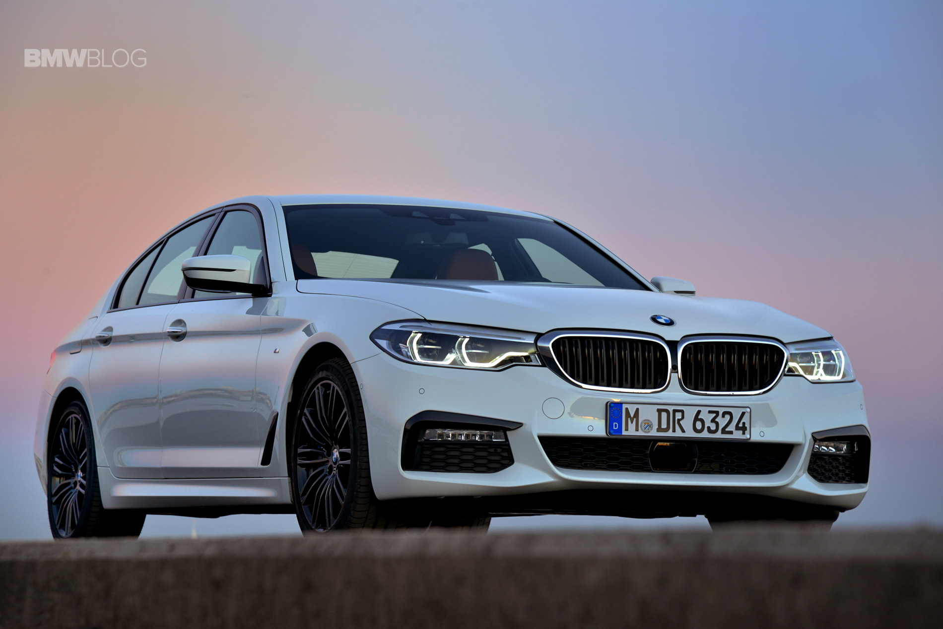 2017 BMW 540i sDrive 46