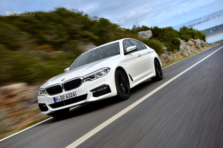 2017 BMW 540i sDrive 5 750x500