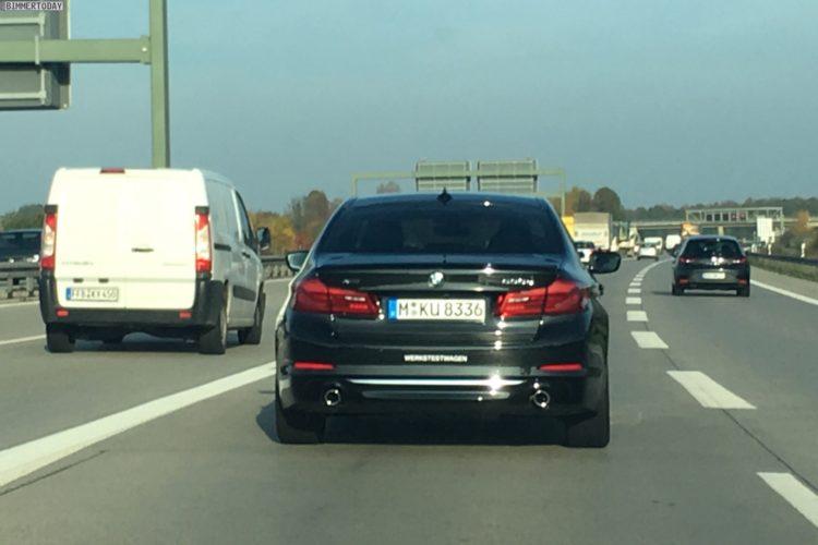 2017 BMW 5er G30 Live Fotos 530d Autobahn 05 750x500