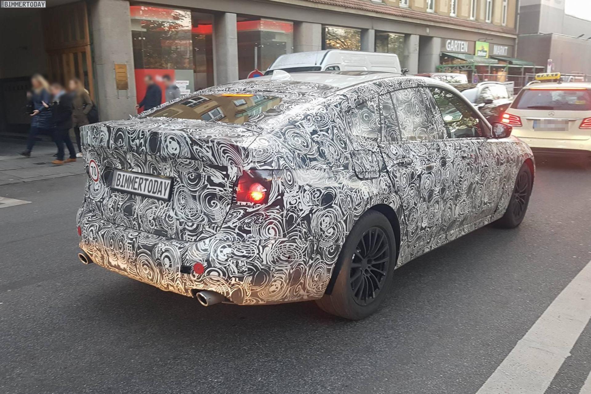 2017 BMW 6er GT G32 Erlkoenig 01