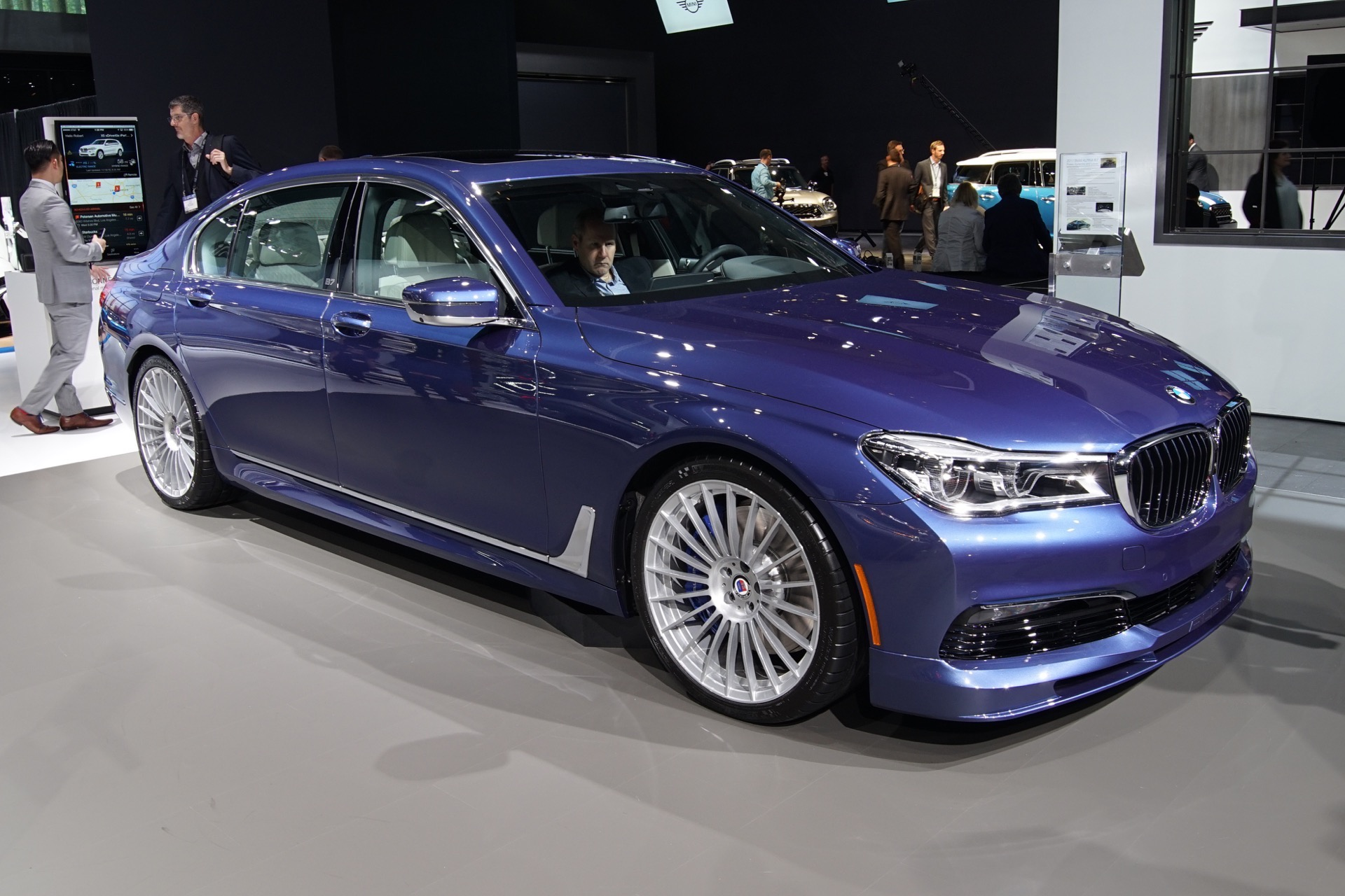 BMW develops two of the fastest sedans on the market