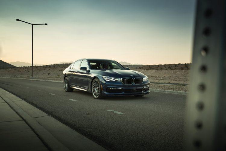 Wallpapers BMW Alpina B XDrive Stars In New Photoshoot - Alpina b7 xdrive
