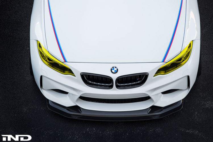 Alpine White BMW M2 By IND Distribution 1 750x500