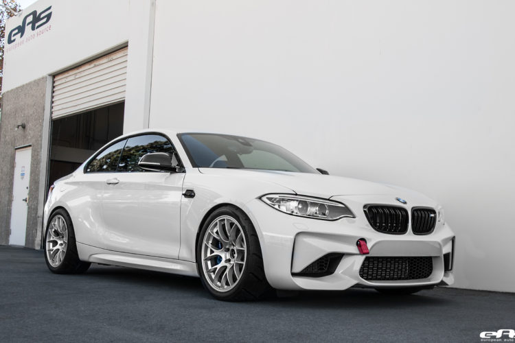 Alpine White BMW M2 Tuned By European Auto Source Image 1 750x500