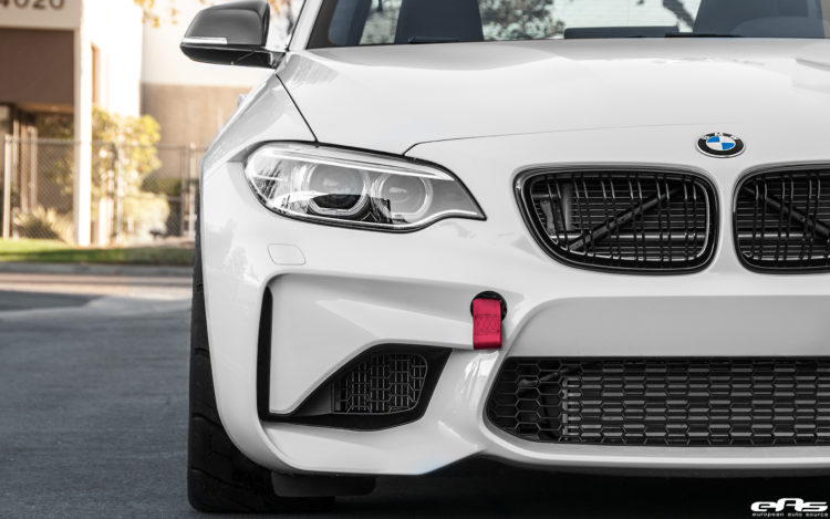 Alpine White BMW M2 Tuned By European Auto Source Image 7 750x469