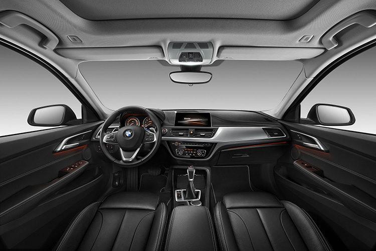 BMW 1 Series Sedan interior 750x500