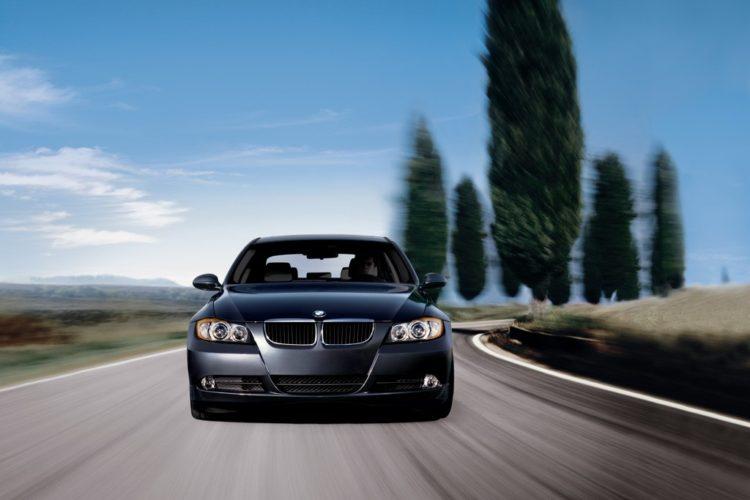 BMW 3 series 2008 5 750x500
