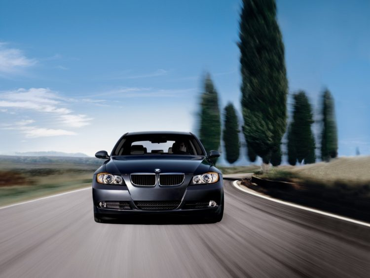 BMW 3 series 2008 5 750x563
