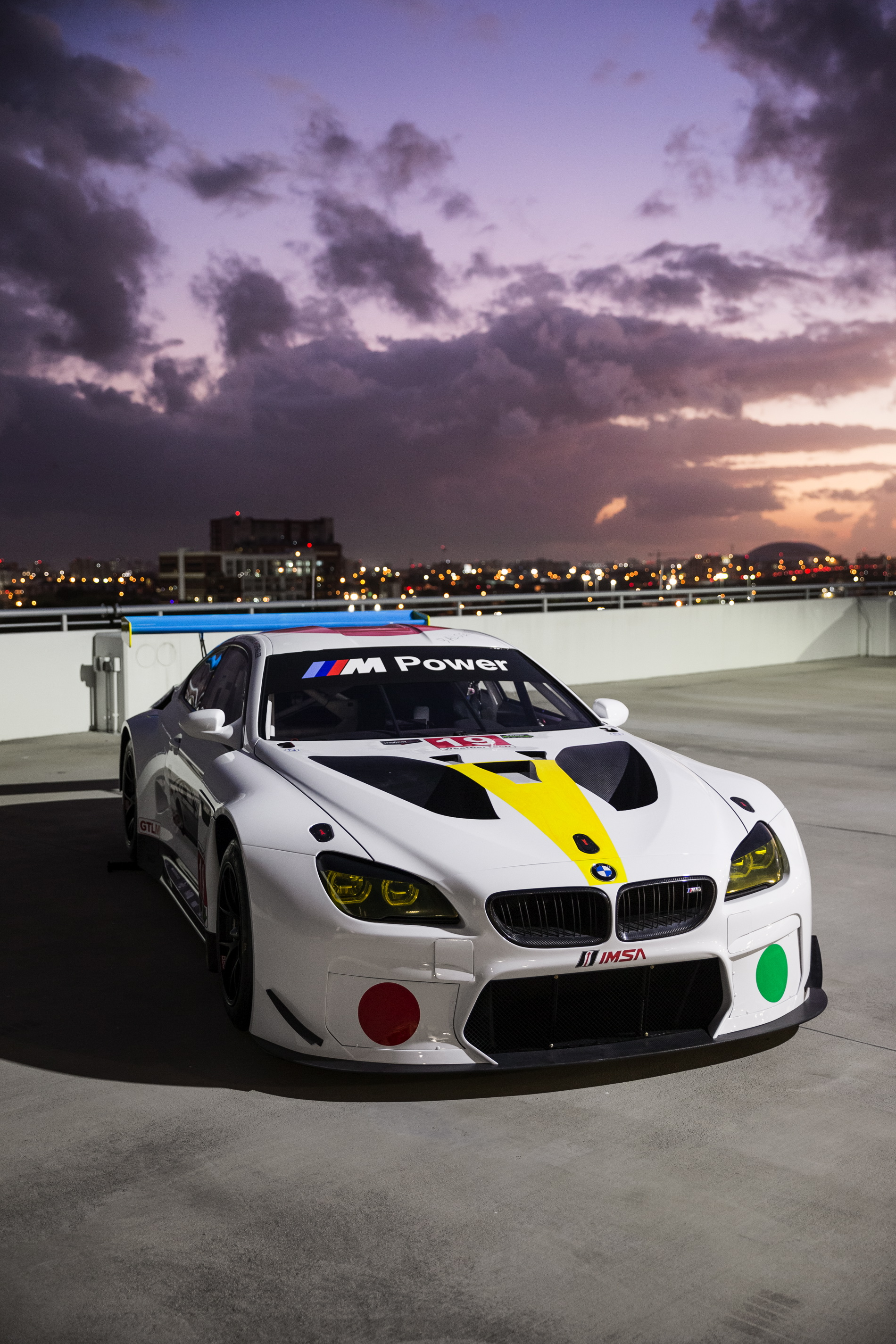 New Bmw M6 Gt3 Art Car To Be Part Of History