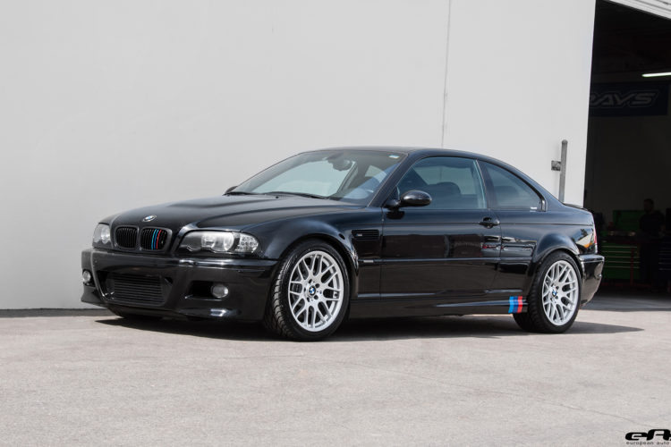 BMW E46 M3 Gets Supercharged 12 750x500