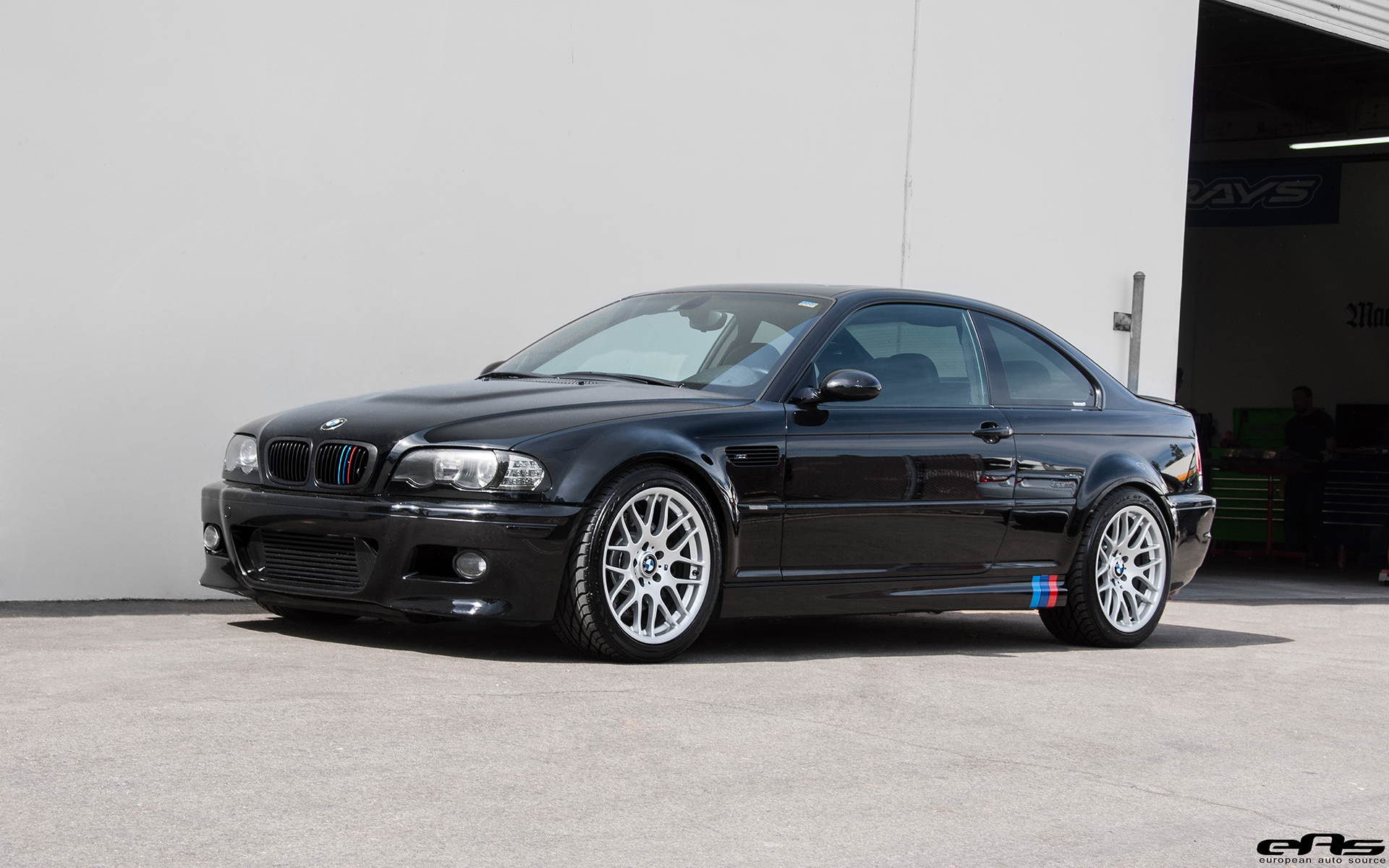 BMW E46 M3 Gets Supercharged 12