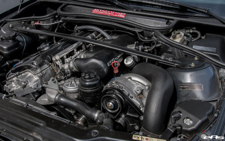 BMW E46 M3 Gets Supercharged 17 750x469