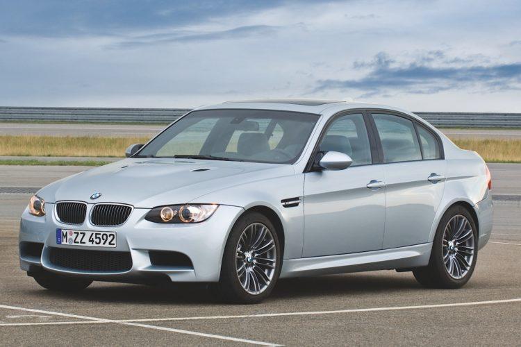 BMW E90 M3 Sedan 750x500