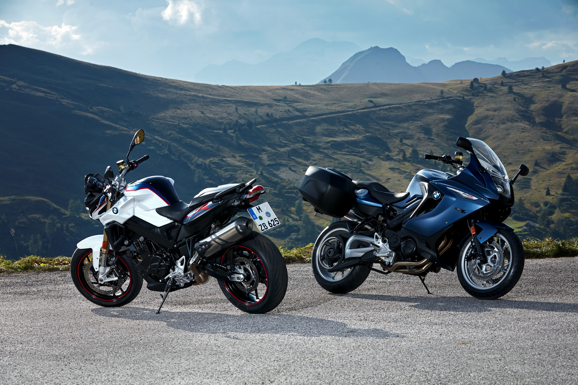 Bmw F 800 R And F 800 Gt Get Refreshed