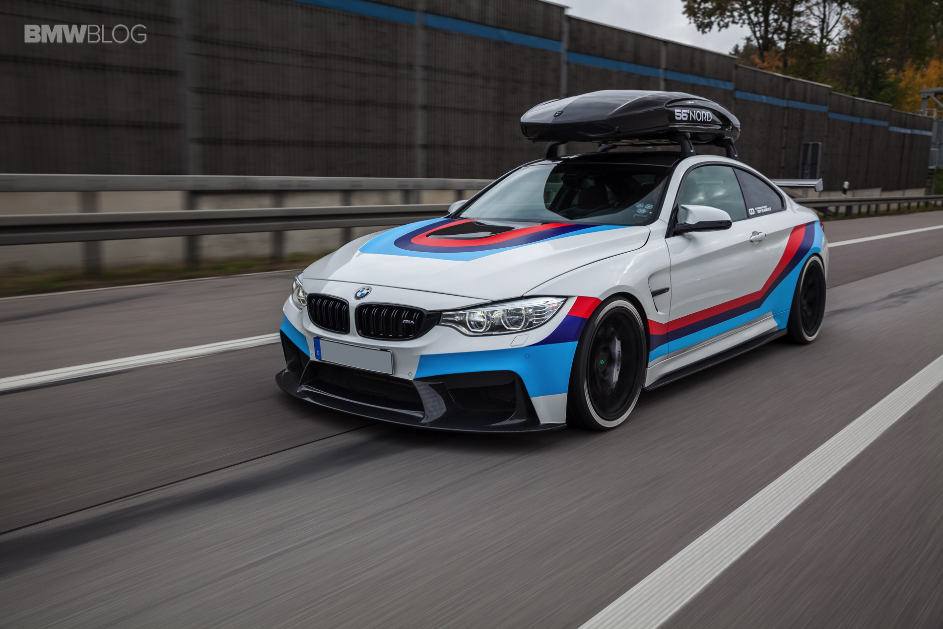 Bmw F82 M4r By Carbonfiber Dynamics With 700 Horsepower