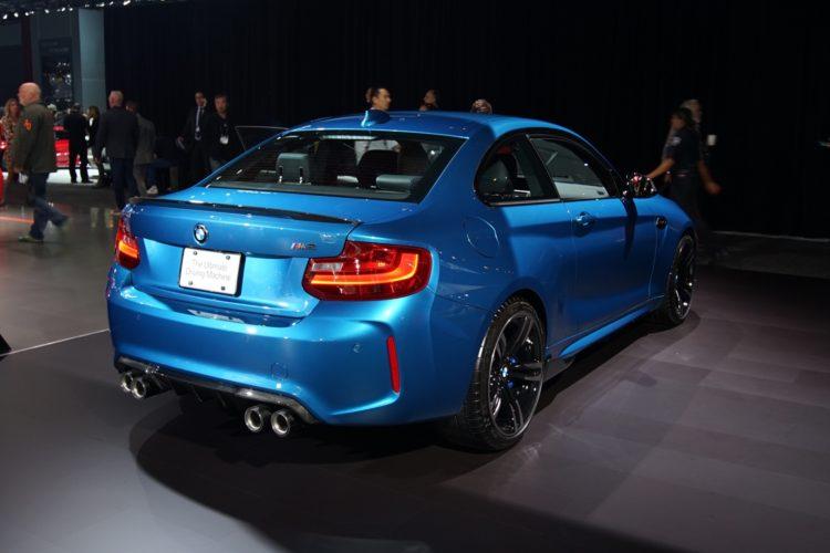 BMW M2 2016 LA Auto Show1 750x500