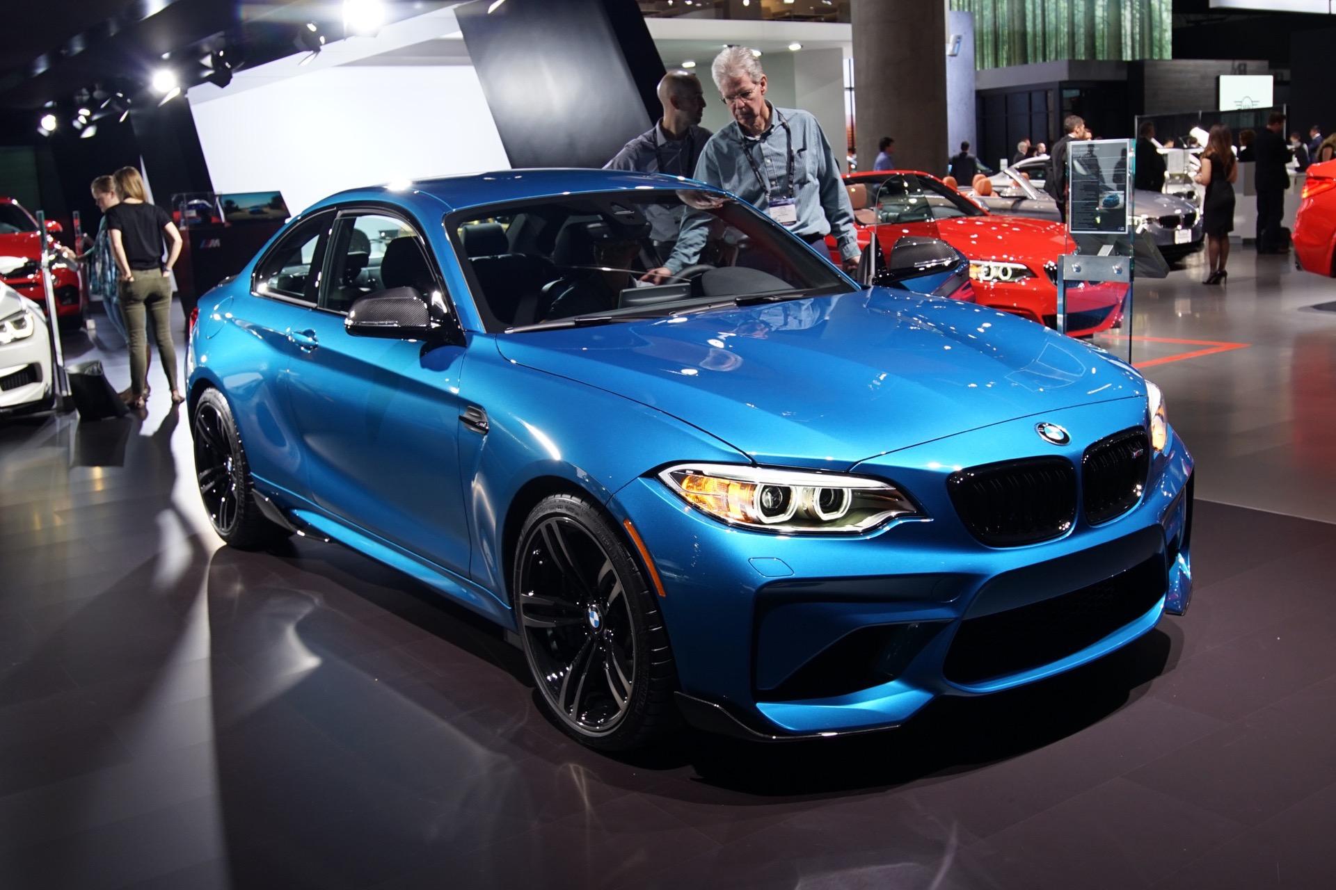 BMW M2 2016 LA Auto Show2