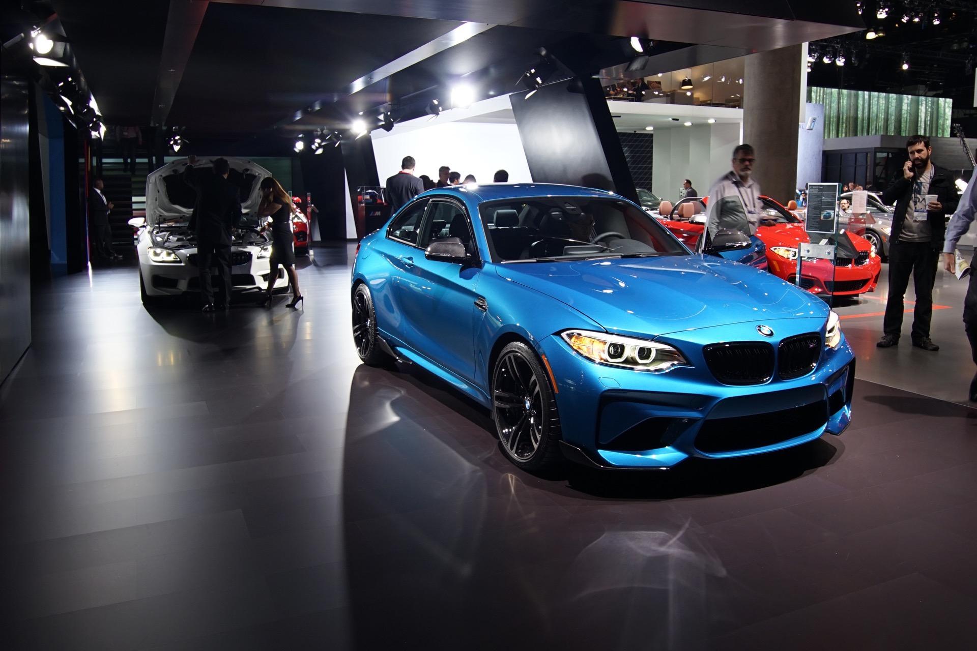 BMW M2 2016 LA Auto Show3