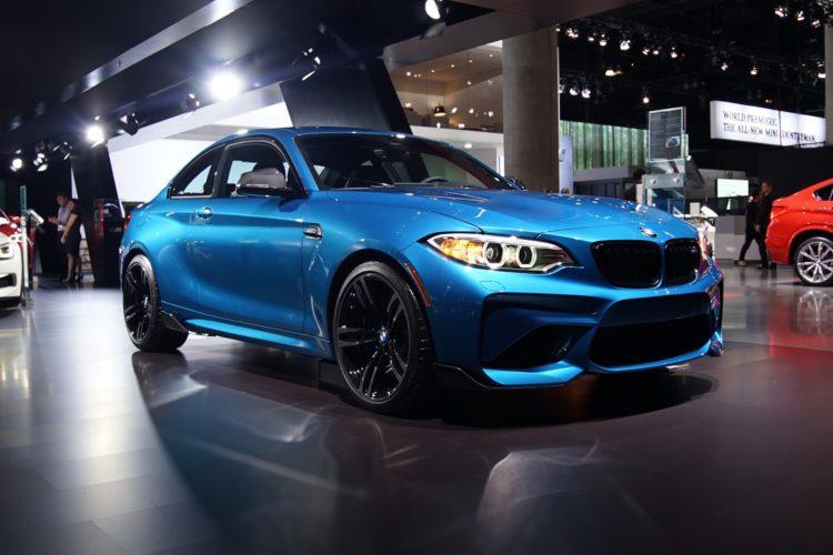 BMW M2 2016 LA Auto Show4 750x500