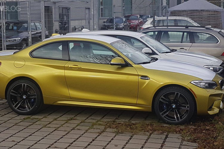 BMW M2 Austin Yellow 7 750x500