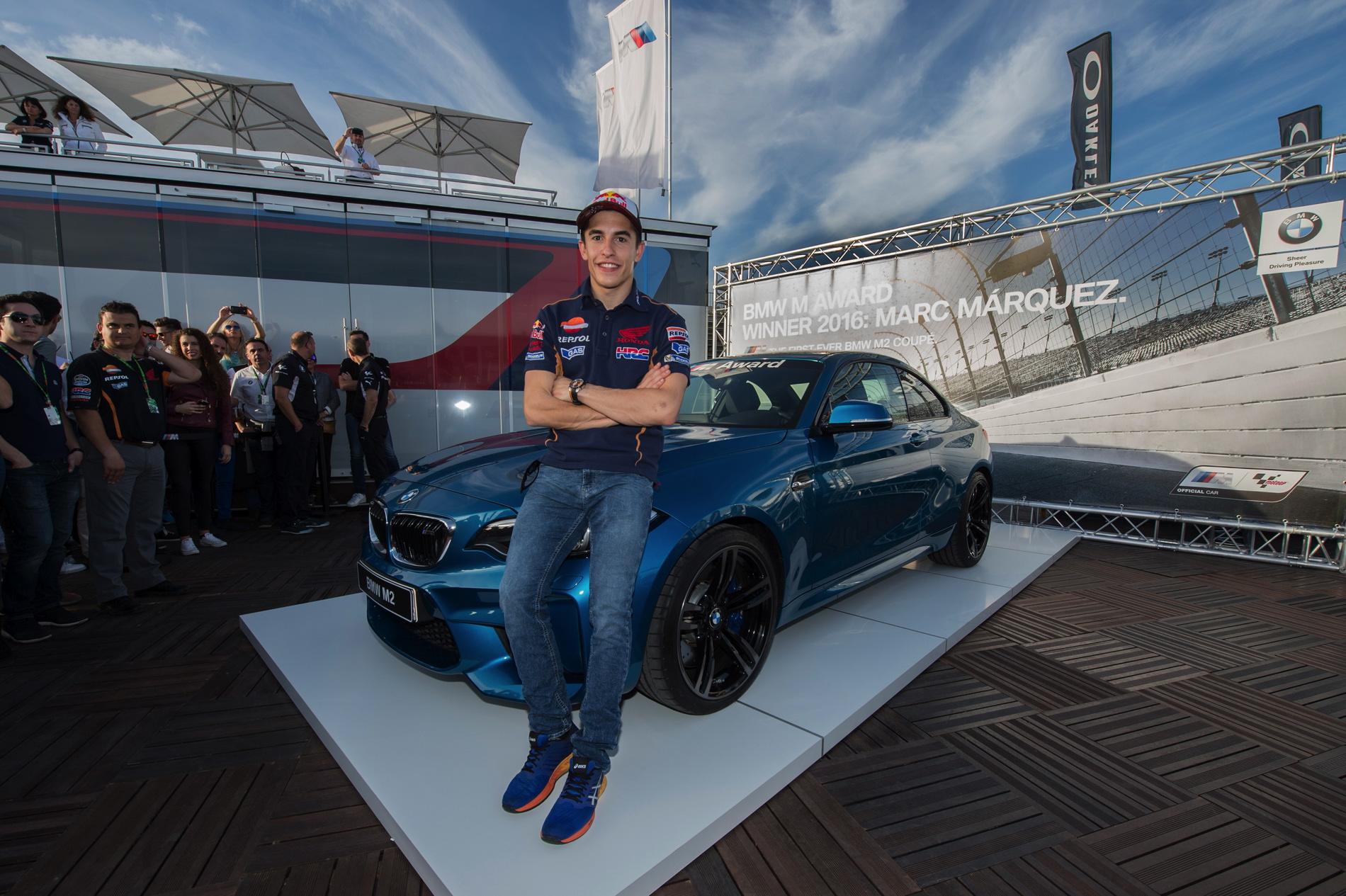 BMW M2 Marc Márquez 3