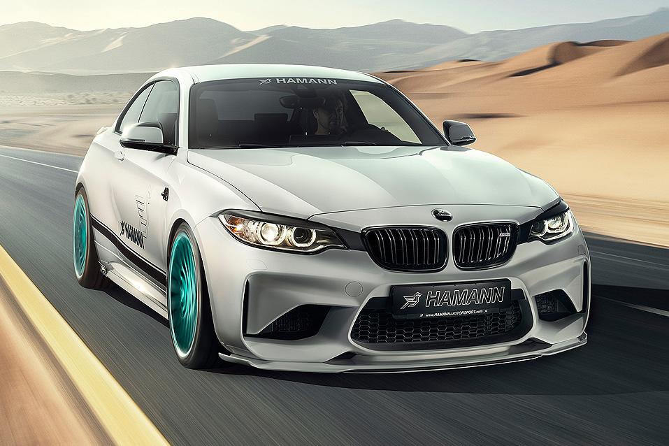 BMW M2 Studio