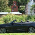 BMW M235i xDrive Convertible test 1 120x120