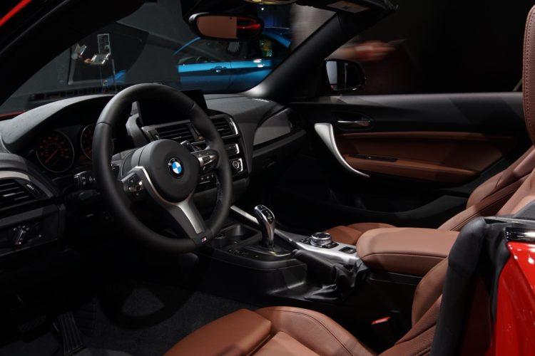 BMW M240i 2016 LA Auto Show7 750x500