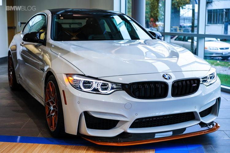 BMW M4 GTS BMW Seattle 1 750x501