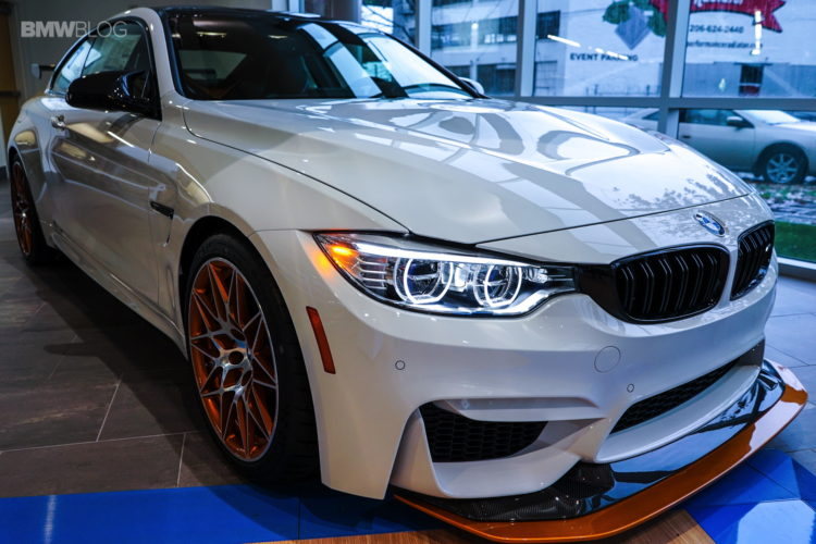 BMW M4 GTS BMW Seattle 12 750x500