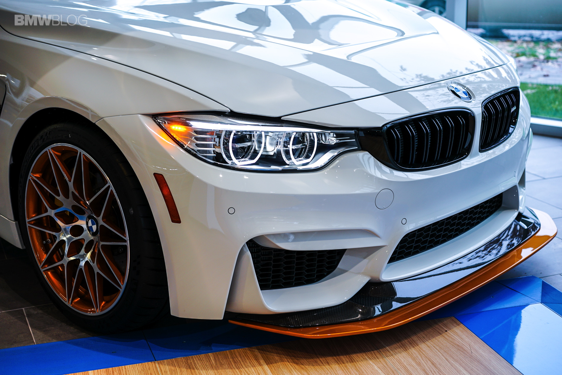 Weapon Of Choice Bmw M4 Gts