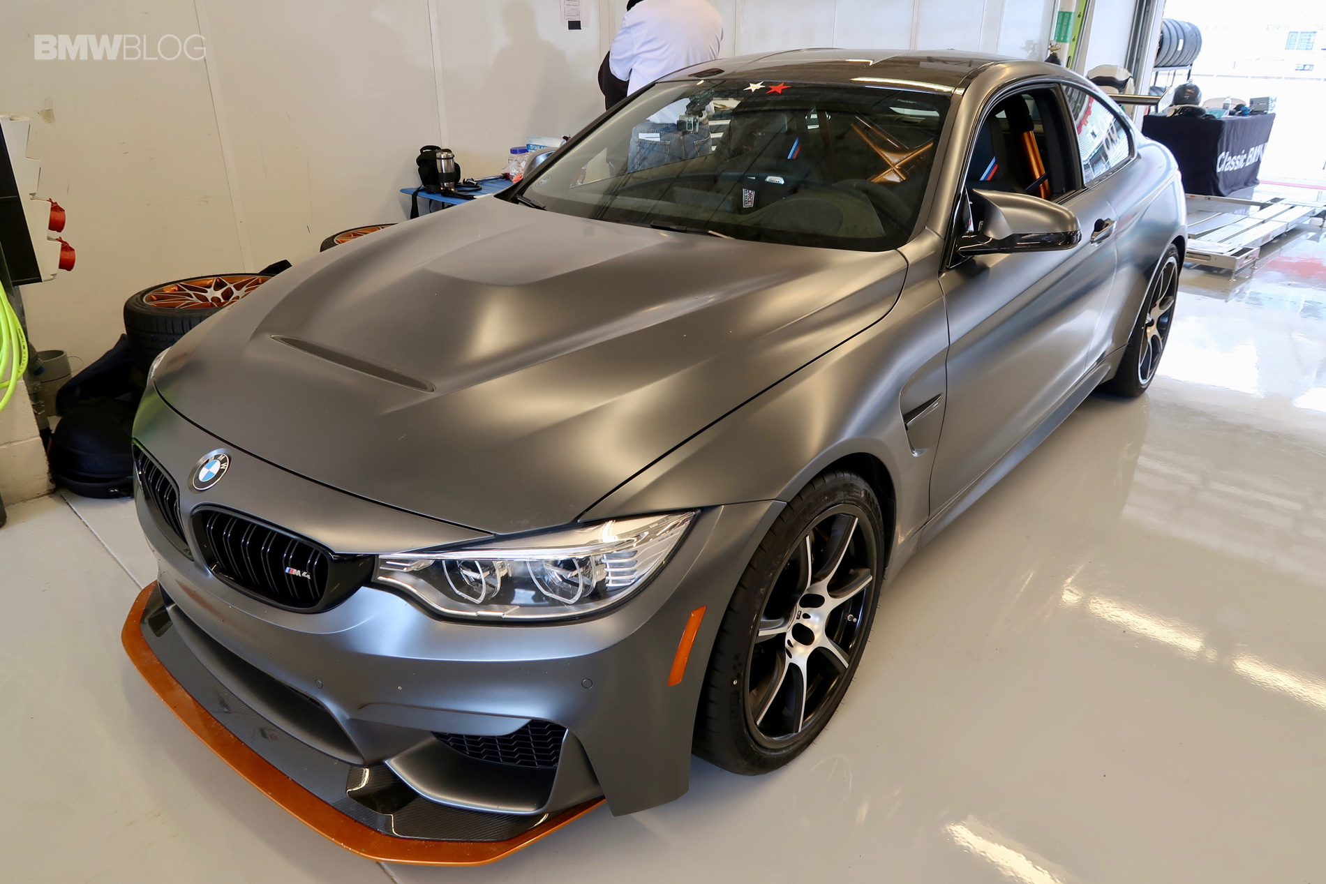 BMW M4 GTS review test drive 1