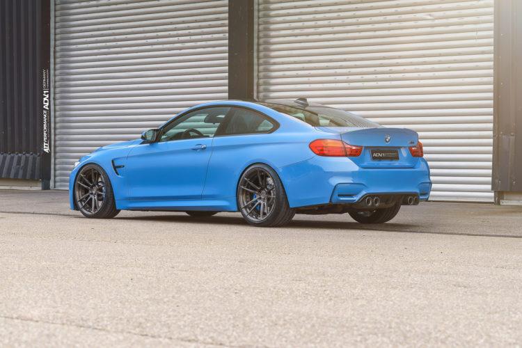 BMW M4 With ADV5.2 M.V2 CS Series Wheels 12 750x500