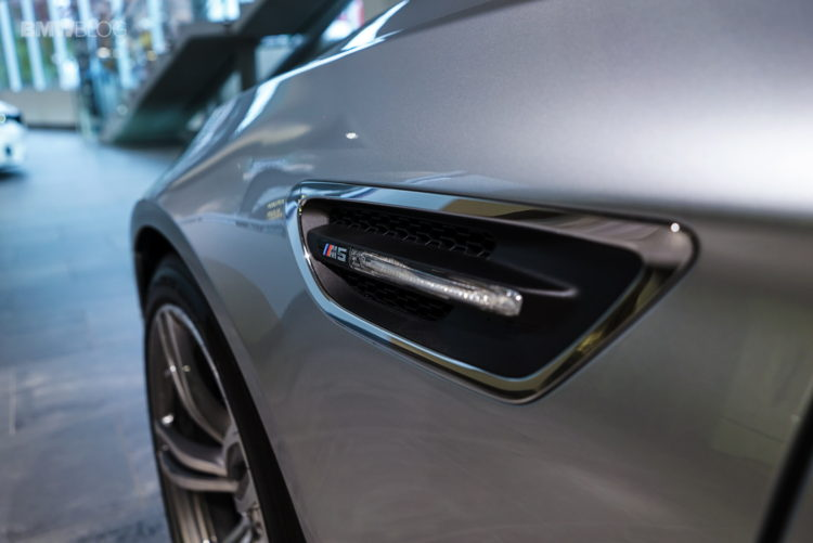 BMW M5 Pure Metal Silver Edition-BMW-Seattle-10