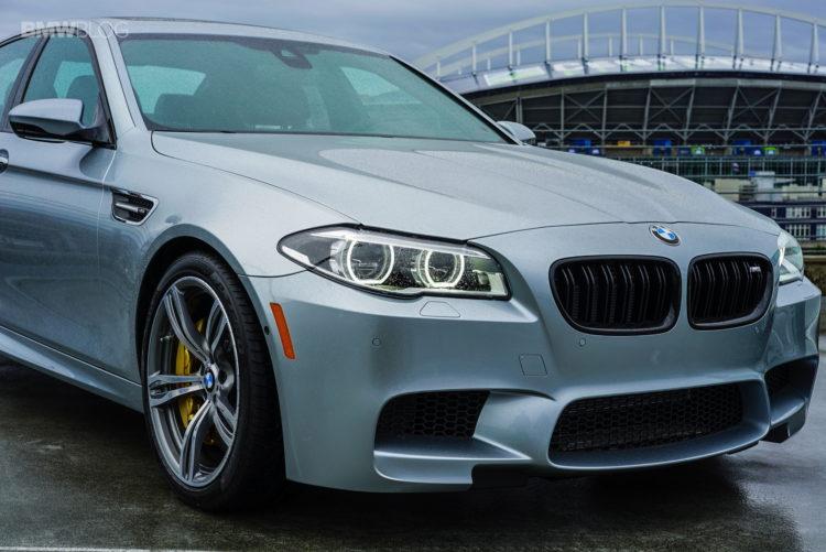 BMW M5 Pure Metal Silver Edition BMW Seattle 27 750x501