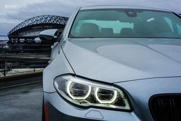 BMW M5 Pure Metal Silver Edition BMW Seattle 28 750x501