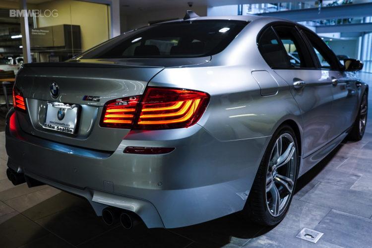 BMW M5 Pure Metal Silver Edition-BMW-Seattle-32