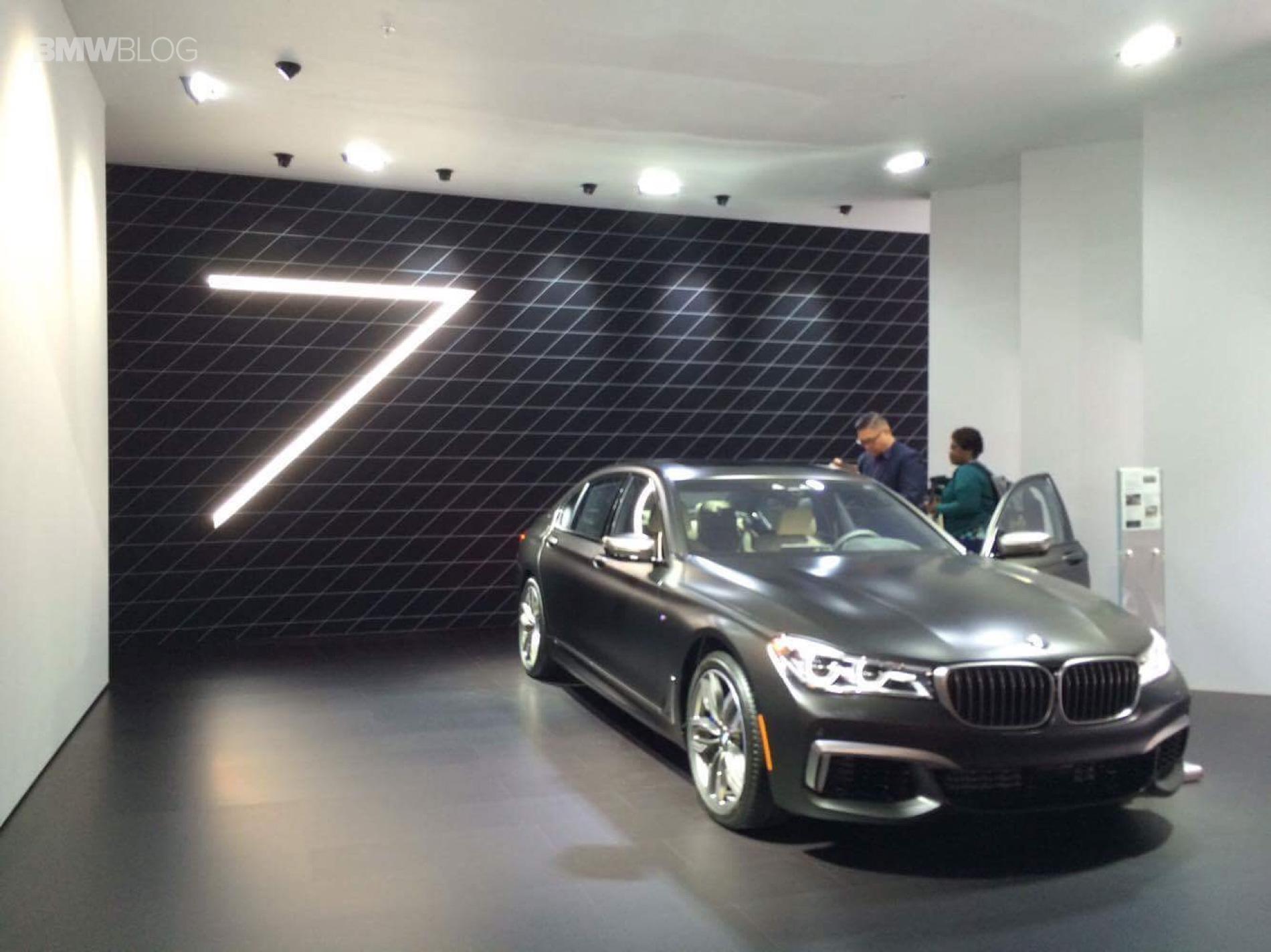BMW M760i xDrive LA Auto Show 1
