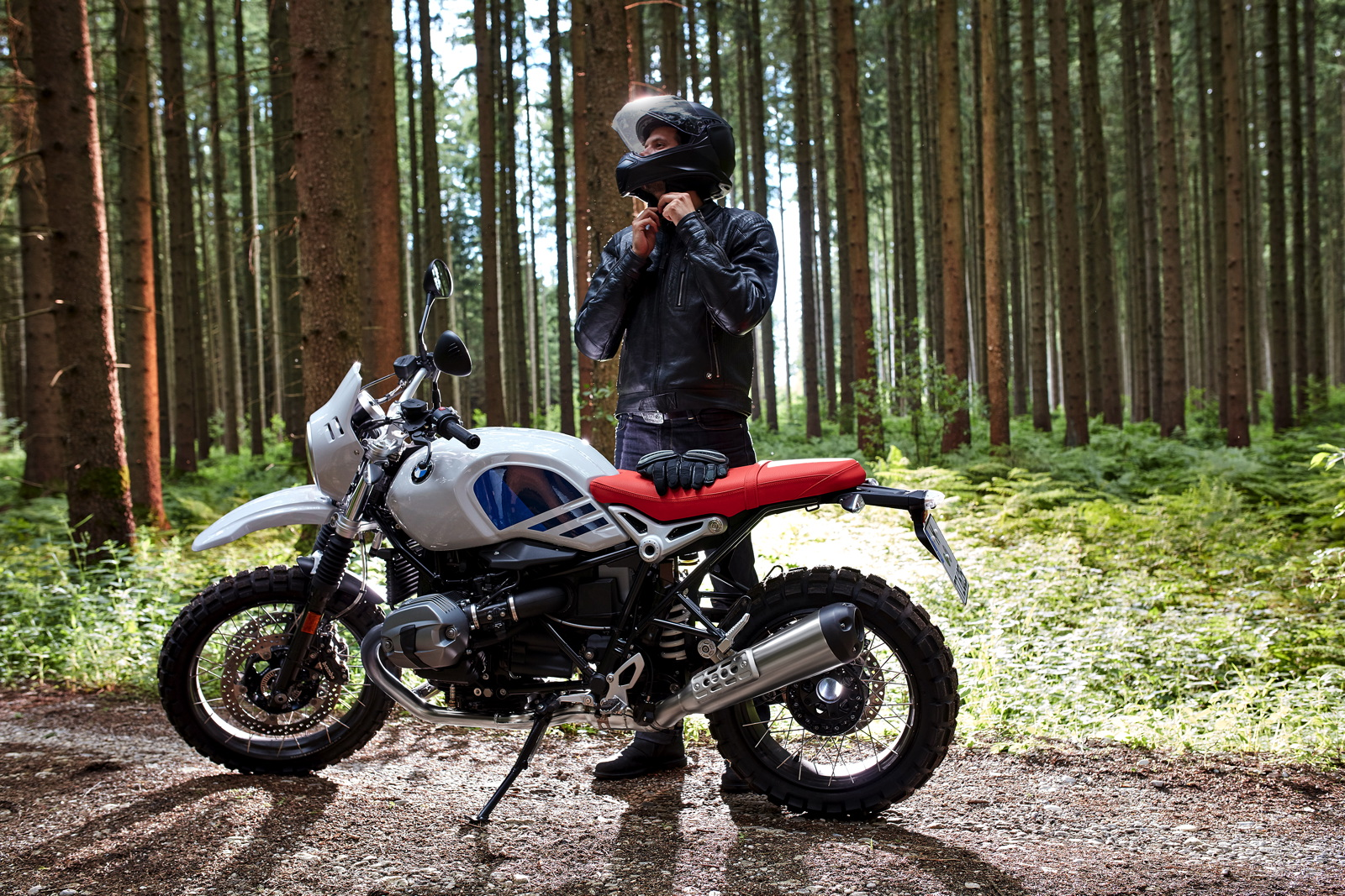 Video Carfection Drives The Bmw R Ninet Urban Gs