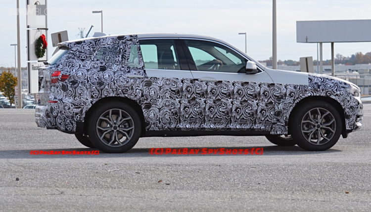 BMW-X3-M40i-spy-photos-2