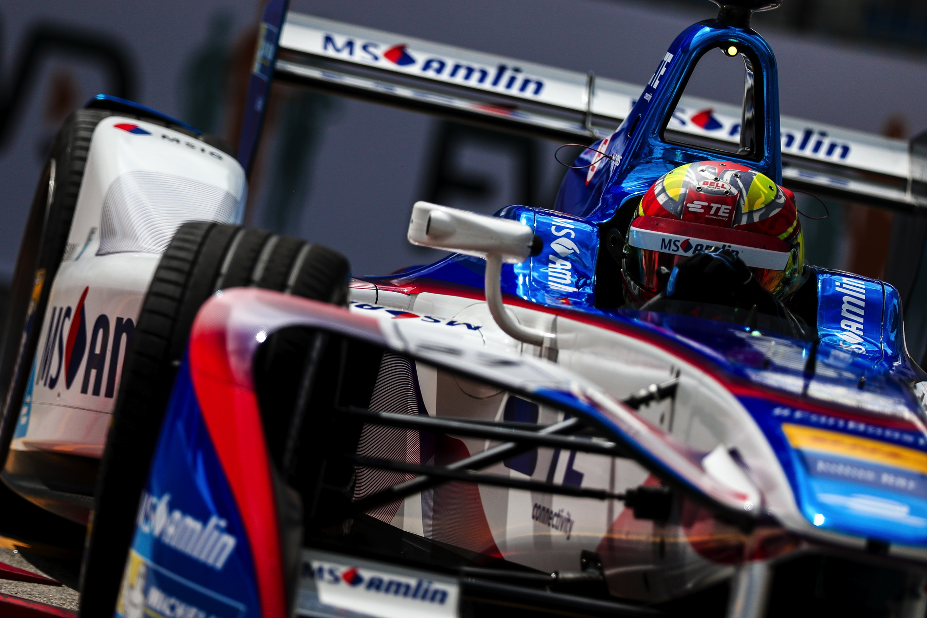 BMW i and MS Amlin Andretti 3
