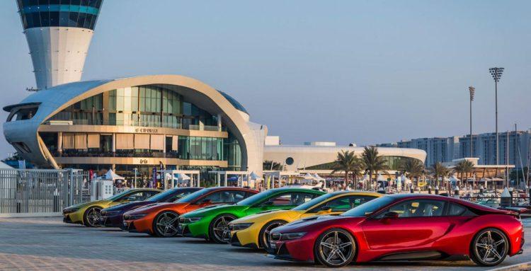 BMW i8 Abu Dhabi Motors 5 750x383