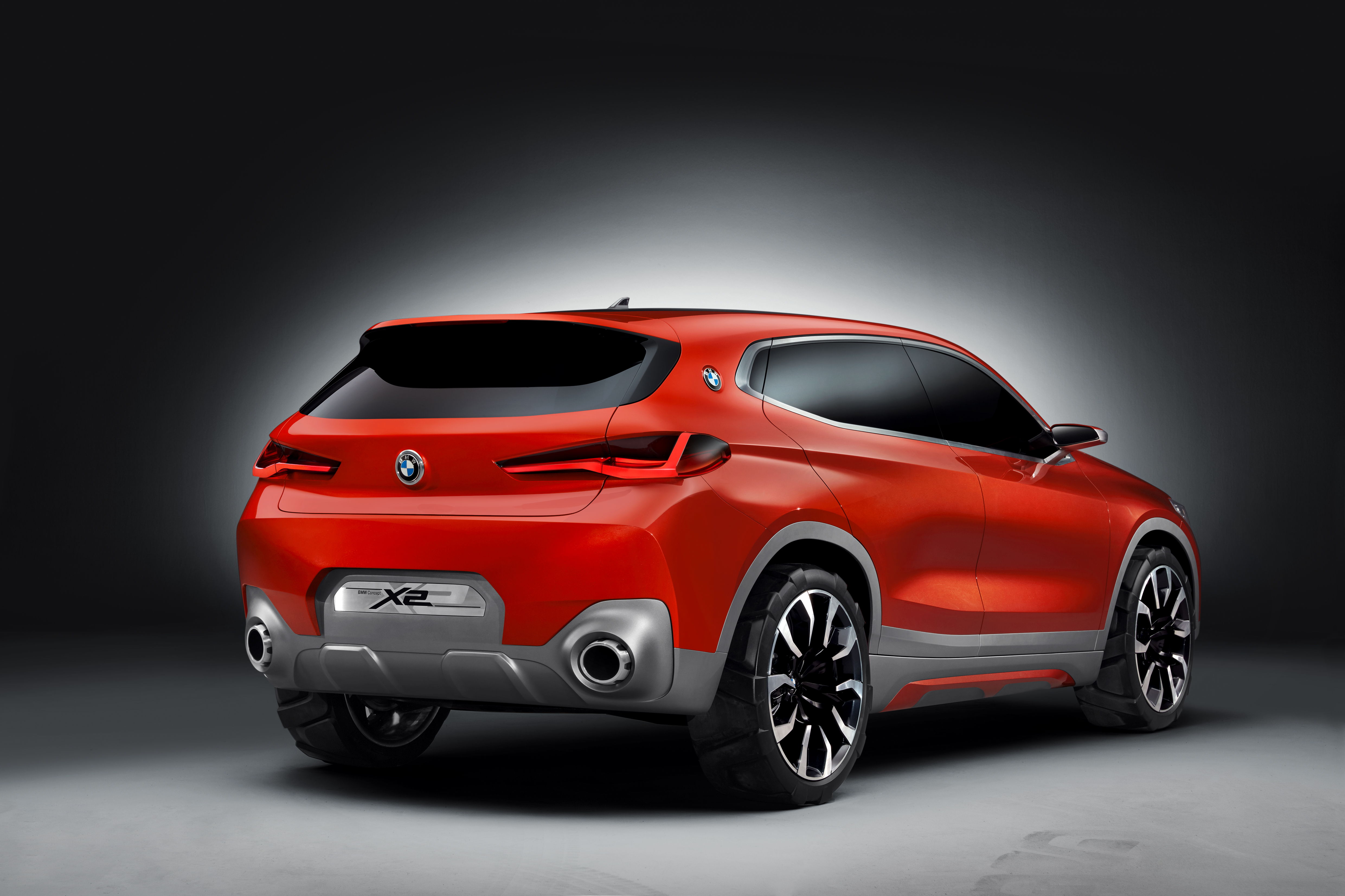 New Photos Of The Bmw Concept X2
