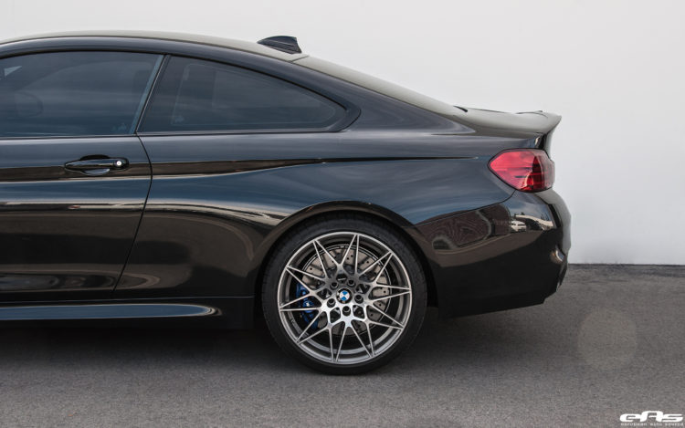 Black Sapphire Metallic Competition BMW M4 Image 5 750x469