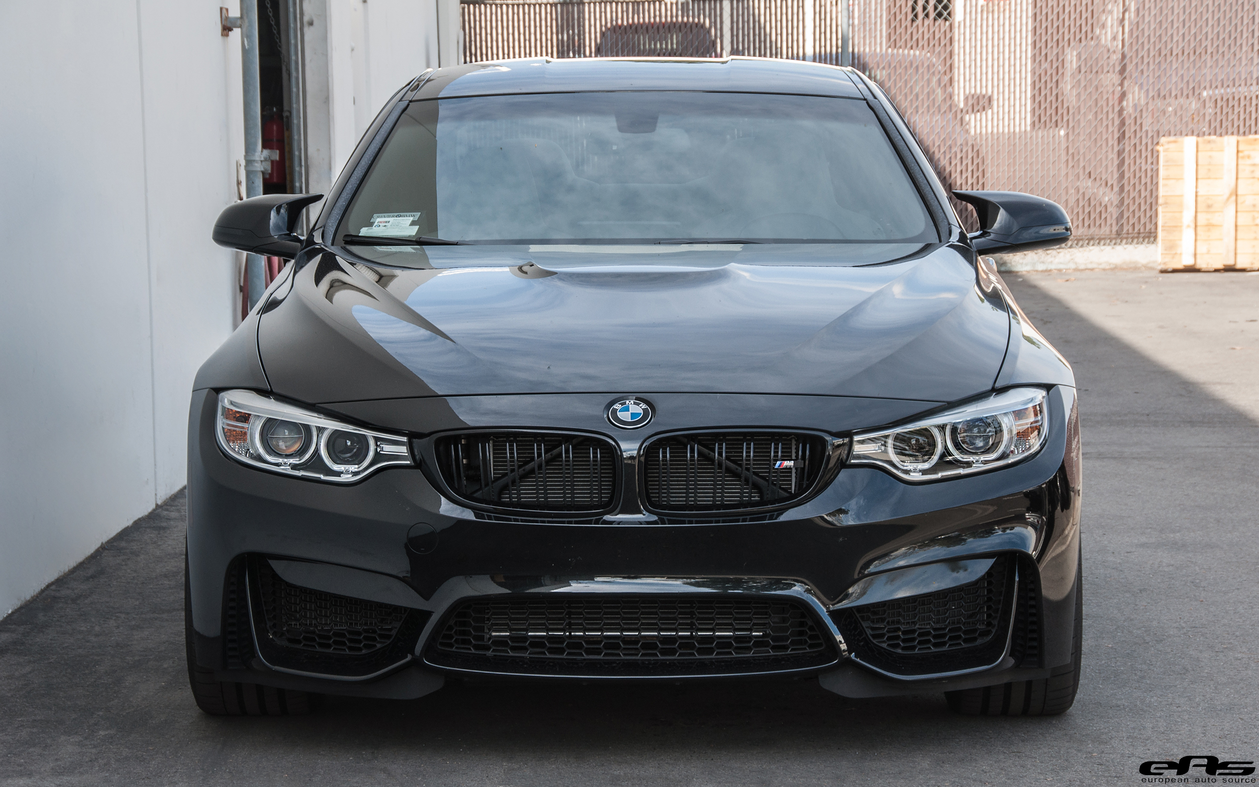 Black Sapphire Metallic Competition BMW M4 Image 7