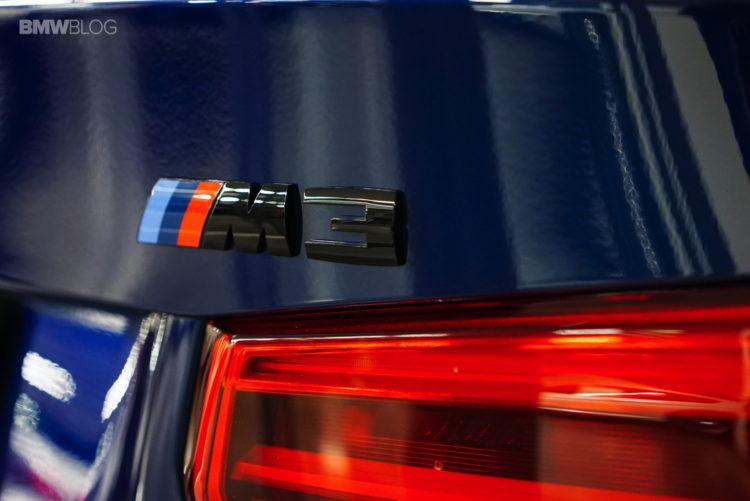 Blue Hera Mica Metallic BMW M3 5 750x501