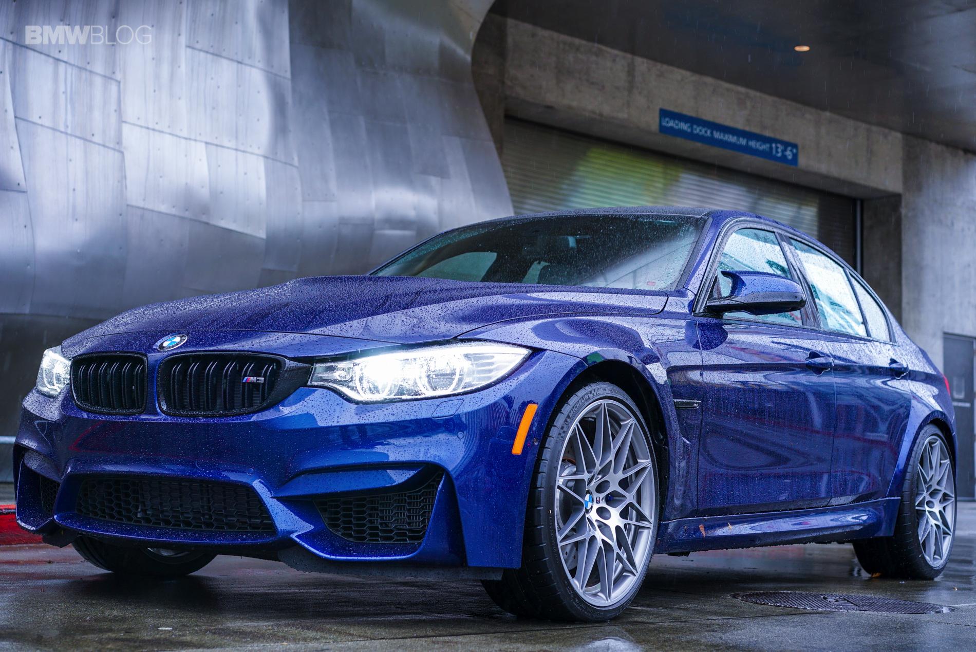 Blue Hera Mica Metallic BMW M3 52