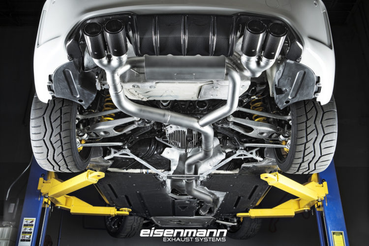 Eisenmann F87 M2 Performance Exhaust System 4